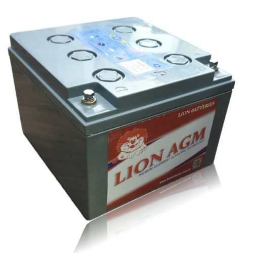 29Ah AGM Battery