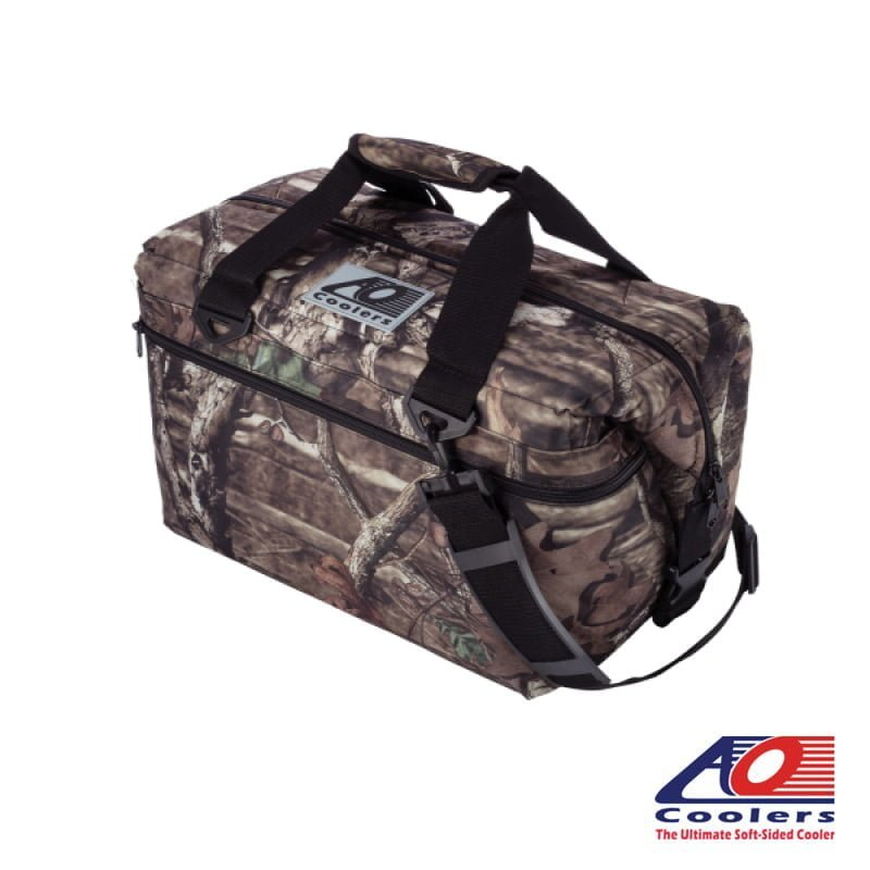 24 Can AO Coolers Mossy Oak Cooler Bag