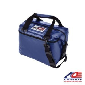 12 Can AO Coolers Vinyl Cooler Bag