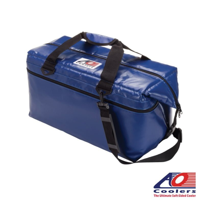 36 Can AO Coolers Vinyl Cooler Bag