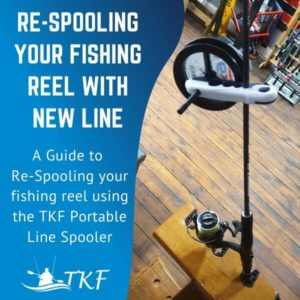 Re-Spooling your fishing reel