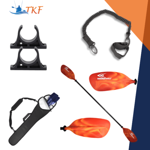 KAYAK PADDLES AND ACCESSORIES