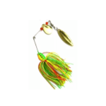 Spinnerbait Green/Red/Yellow