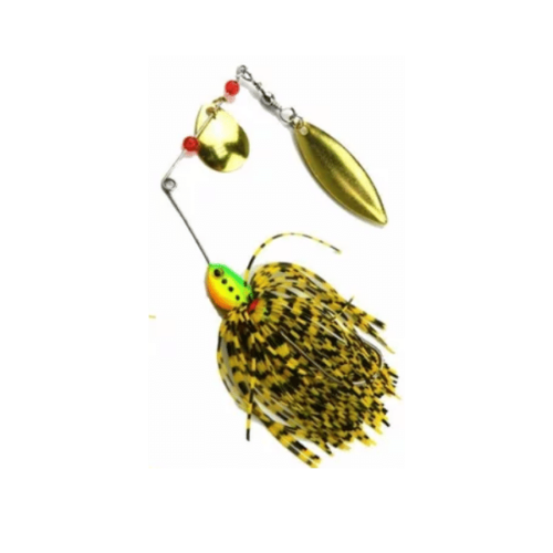 Spinnerbait Tiger Yellow/Black