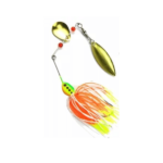 Spinnerbait Red/Yellow